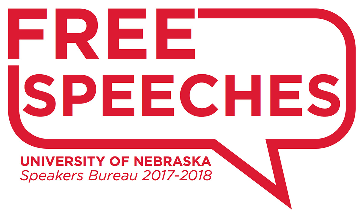 Speakers bureau university of nebraska lincoln for Bureau college
